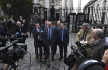 """Šiaurės Airijos teismas atmetė skundą dėl """"Brexit"""""""