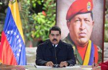 J. Corbyno valdoma Britanija primintų Venesuelą?