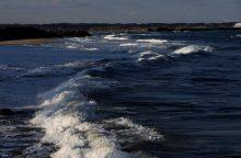Rusija paskelbė cunamių pavojų Kamčiatkoje