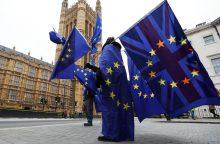"""""""Brexit"""" trofėjai – ES vaistų ir bankininkystės agentūros"""