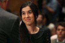 2016-ųjų Sacharovo premija paskirta dviem jezidų aktyvistėms