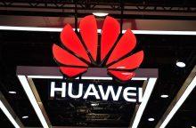 """""""Telia Lietuva"""": naudojama """"Huawei"""" įranga yra saugi"""