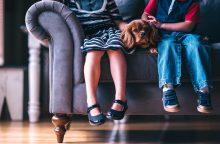 Ministerija neturi informacijos apie vaiko pinigų vėlavimus