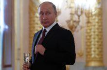 V. Putinas: buvusios sovietinės respublikos apgailestauja dėl SSRS subyrėjimo
