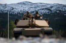 Norvegija apkaltino Rusiją per NATO pratybas blokavus GPS duomenis