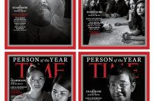 """""""Time"""" metų žmogaus titulas – ir nužudytam Saudo Arabijos žurnalistui"""