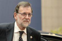Proga suformuoti vyriausybę: Ispanijos karalius susitiko su partijų lyderiais
