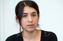 Sacharovo premijos laureatės: džihadistų belaisvės, tapusios jezidų balsu