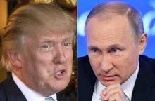 D. Peskovas: Rusijos ir JAV interesai sutampa kovos su terorizmu srityje