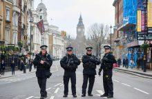 """""""Islamo valstybė"""" prisiėmė atsakomybę dėl išpuolio Londone <span style=color:red;>(papildyta)</span>"""