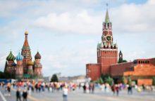 Rusija paskyrė naują ambasadorių prie JT
