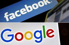 Žurnalistai ragina ES atsilaikyti prieš technologijų milžinių lobimą