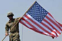 JAV Europoje išbando naują greitojo dislokavimo strategiją