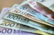 Mažeikiuose iš buto dingo 13,3 tūkst. eurų