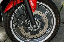 Biržuose sužeistas mopedu važiavęs paauglys