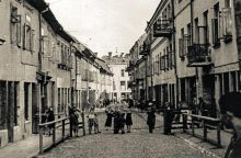Kaip atrodė Vilniaus getas paauglio akimis?