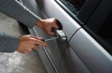 Per metus sumažėjo automobilių dalių vagysčių, tačiau išaugo nuostoliai