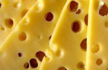 ES teismas: sūrio skonio autorių teisių negali būti