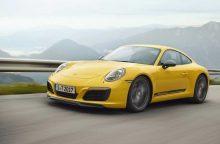 """Naujasis """"Porsche 911 Carrera T"""": mažiau yra daugiau"""
