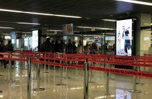 Pirmą kartą Lietuvos turizmo reklama – Lenkijos oro uoste