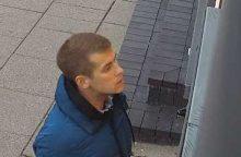 Sostinės policija prašo pagalbos: gal atpažinote šį vyrą?