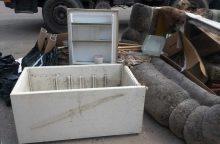 Pernai Lietuvoje perdirbta 2,3 tūkst. tonų senų šaldytuvų ir šaldiklių