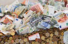 Siūloma biudžete papildomai numatyti beveik 90 mln. eurų