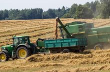 Lietuva blokavo ES išvadas dėl žemės ūkio ateities