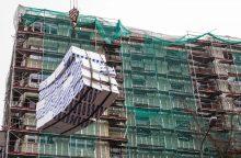 Daugiabučių namų atnaujinimui – 100 mln. eurų investicija