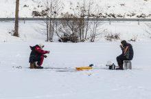 Artėjant savaitgaliui įspėja: jei rizikuosite ant ledo, aukų neišvengsime