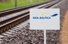 """EP narys: dėl """"Rail Balticos"""" projekto turite būti tvirti"""