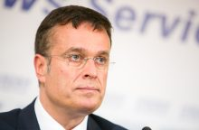 VMI vadovas D. Bradauskas atleidžiamas iš darbo