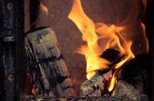Ugniagesiai tikrins gyventojų krosnis