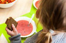 Vaikų mityba: kokie pasikeitimai įsigalios mokyklose?