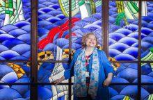 Jubiliejų švenčianti aktorė R. Čeponienė: mano namai – lėlių teatre