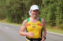 Maratonas – ne madingas žaidimas, o sunkus išbandymas
