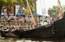 Penktoje istorinių laivų šventėje – dėmesys vikingams