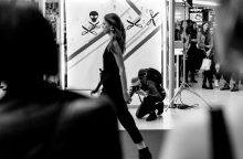 """""""Mados infekcijos"""" modelių atranka: ant podiumo – asmenybės"""