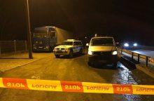 Į Lietuvą parskraidinamas tautiečio nužudymu įtariamas kirgizas