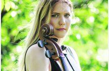Draugystė su violončele prasidėjo nuo nemeilės fortepijonui