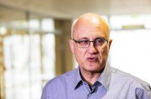 S. Jakeliūnas gavo švedų duomenis dėl bankuose galimai išplautų pinigų