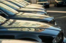 Seimo kanceliarija rengia pakartotinį naudotų automobilių aukcioną