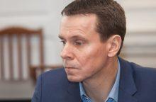 "R. Kurlianskis palieka koncerną ""MG Baltic"""
