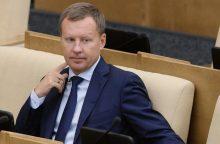 Kijevo centre nušautas buvęs Rusijos parlamentaras, užpuolikas sužeistas