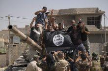 """""""Islamo valstybė"""" praranda teritoriją, bet turi planą B"""