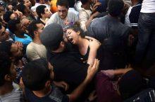 Egipte išpuolio prieš krikščionis aukų padaugėjo iki 29