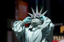 JAV ekonomika dėl Saulės užtemimo neteko 700 mln. dolerių