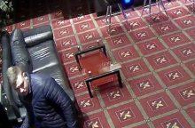 Kas lošimo namuose pavogė piniginę?