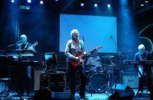 """Grupės """"Saulės laikrodis"""" įkūrėjas: tokia muzika Lietuvoje negrojama"""