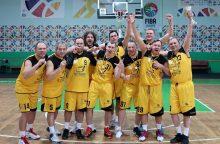 Lietuvos ir Ukrainos draugystė: Laisvės gynėjų diena paminėta krepšinio aikštėje